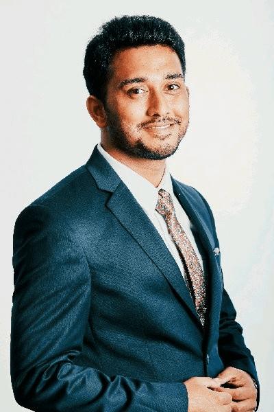 Anubhav Dwivedi